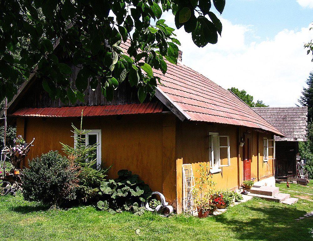 Dom Drewniany Na Sprzedaz Darmowe Ogloszenia Nieruchomosci